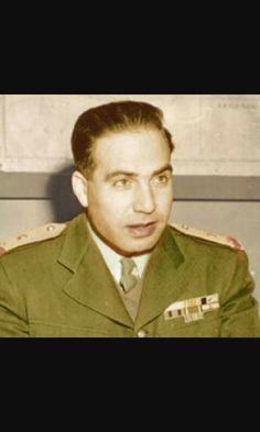 عبد الحميد السراج 1925_2013 Syria, Famous People, History, Historia, Celebrities