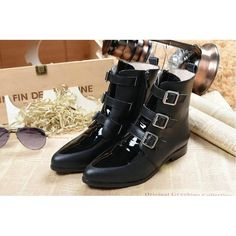 Chanel 2015 new style leather Boots CB083(3 colors)