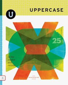 UPPERCASE Issue 25