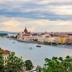 Budapest from above❤ . . . . . . . . . #budapest #hungary . .