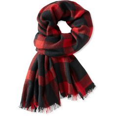 Pistil Men's Barlow Scarf, Plaid ($38) ❤ liked on Polyvore featuring men's fashion, men's accessories, men's scarves, mens plaid scarves and mens scarves