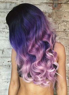 20 Fab Ombre Hair Color Ideas
