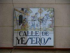calle de Yeseros, madrid   Flickr: Intercambio de fotos