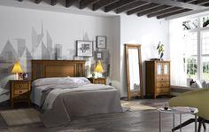 """""""DORMITORIOS EN MADERA...NUESTRA COLECCIÓN GARBO""""   En la actualidad se lleva un mueble más ligero y sencillo dejando atrás el mueble tradicional robusto y las grandes piezas que se comían mucho del espacio de nuestro dormitorio, sin perder la calidez que siempre ofrece el...    http://www.muebleslospedroches.com/dormitorios-en-madera-nuestra-coleccion-garbo/"""