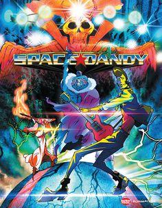 Space Dandy Anime Series