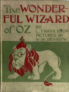 1. The wonderful wizard of Oz