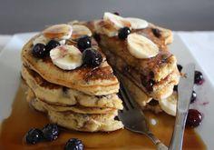 Gluten Free Foods | Gluten Free Pancakes | ctrl alt eat