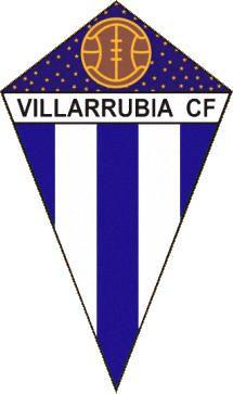 Villarrubia CF (Villarrubia de los Ojos, Castilla-La Mancha, España) #VillarrubiaCF #VillarrubiadelosOjos #Castilla #LaMancha (L19743) Soccer World, Club, Football Team, Creative Art, Badge, Branding Design, Letters, Logos, San