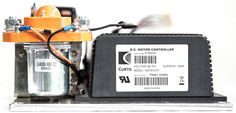 NOCO SHOP - CURTIS controller assemblage 1221M-6701, 48-80V DC Series motor speed regulator.