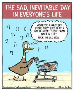 The Inevitable Day   Fowl Language Comics