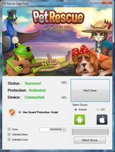 Pet rescue saga hack android, pet rescue saga cheats for android, pet rescue saga free coins pet rescue saga hack tool gold bars coins. Glitch, Saga, Script, Cheat Engine, Ios, Gaming Tips, Game Resources, Game Update, Hack Online