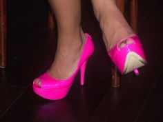 My bridal shower shoes :) Stewie's