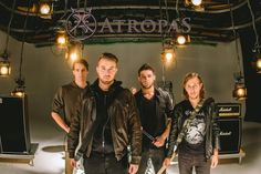 """Força Metal BR: Atropas """"From Ashes"""" EP - Release Date Announced!"""