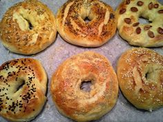 Just another Bagel Monday! Recipe on www.cattivicuochi.it