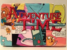 ADVENTURE TIME Comic Wallet  BOOM Studios by ComicBookWallets, $10.00