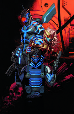"""Marvel reveals a new variant cover theme coinciding with """"Apocalypse Wars"""" and X-MEN: APOCALYPSE."""