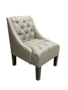 Tufted Swoop Armchair By Platinum Collection By SF Designs At Gilt