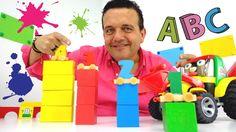 Videos in Spanish. Vídeo educativo para niños: los números y los colores...