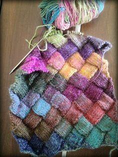 Tricotando Noro