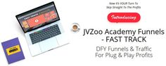 Funnel Secrets 'Fast Track' MasterClass By JVZoo Academy Review - Upgrade #1 of Funnel Secrets.  COPY & PASTE This AUTOMATED Game Plan To Maximize Profits By This Time Tomorrow... From Traffic To DFY Templates And EVERYTHING In-Between See How To Plug & Play Your Way To Repeat Profits