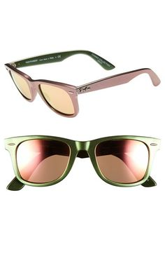 twist on the classic Ray-Bans