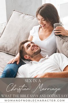 Sex in a Christian Marriage - what the Bible says and what it doesn't say. What's ok? What's not? And what the Bible really says about it.  #sex #sexinmarriage #Christianmarriage #sexinChristianmarriage #intimacyinmarriage #intimacyinChristianmarriage #whattheBiblesaysaboutsex #womanofnoblecharacter The Marriage Bed, Intimacy In Marriage, Biblical Marriage, Christian Marriage, Christian Women, Proverbs 31 Wife, Virtuous Woman, Greek Words, God Prayer