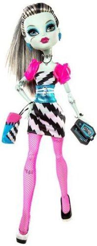 Monster High Dawn of the Dance Frankie Stein « Game Searches