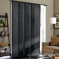 Good Sliding Door Window Treatments Patio Door Blinds Patio Door Love These  Panels So Much Better Then