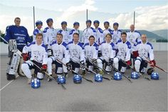 Veen supported Finnish Team Peräpohjolan Poropojat at the 2012 Euro Cup Street Hockey recently in August - Here are some highlights