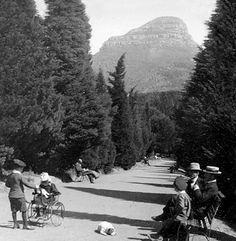Lovely Sunday morning in De Waal Park, 1898! - cometocapetown.com