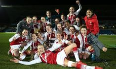 Arsenal ladies beat Man City 1-0 in the Continental Tyres Cup Final.