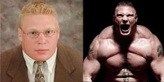 15 WWE superstars before they became famous wrestlers