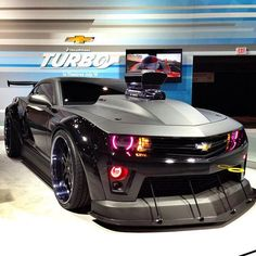 ★★ #CAS13  The @chevrolet #camaro #turbo coupe used in the upcoming @dreamworks movie!