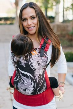 46b84f33d19 Tula Baby Carrier - Dynasty (Discontinued)