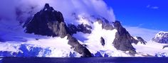 This photo from Antarctic Peninsula, Lesser is titled 'Antartica'. People Of Interest, Antarctica, Mount Everest, Bucket, Mountains, Places, Travel, Beauty, Viajes