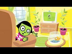 PBS Kids Dot 'TV' Spot - YouTube