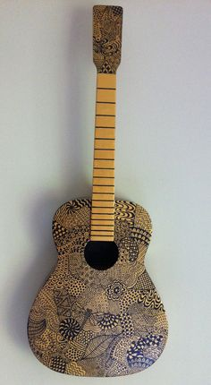 if I had a guitar this is what it would look like. haha