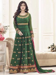 Latest Indian Bollywood Pakistani EID Designer Asian Anarkali Shalwar Kameez New