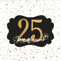 e card 25 jarig huwelijk Liefde is Genieten van je zilveren jubileum. | 25 jaar getrouwd  e card 25 jarig huwelijk