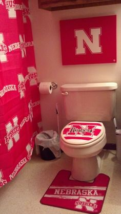 Go Huskers!