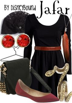 Jafar outfit