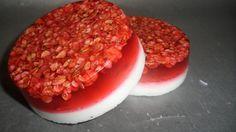 Oatmeal and Apples handmade soap http://pinterest.com/nfordzho/soaps/