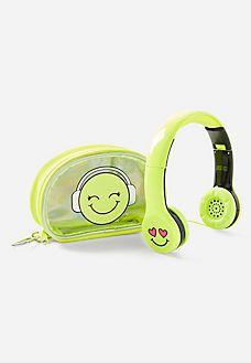Emoji Foldable Headphones