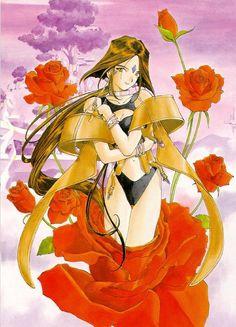 Fujishima Kousuke — Ah My Goddess