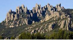 Resultado de imagen para fotos de la muntanya de montserrat en Catalunya