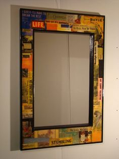 Contemporary Mirror, 32