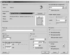 Autocad Tutorials, Autocad 3D, Free Autocad Blocks: Creating a Color Plot Style Table