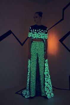 Rami Kadi Couture Fall 2015 |