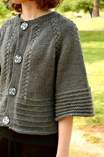 Scarlett's Cardi ;This pattern is available for $7.00 USD