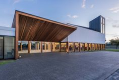 Gallery of Christchurch North Methodist Church / Dalman Architecture - 11